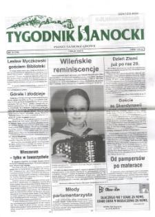 Tygodnik Sanocki, 1998, nr 18