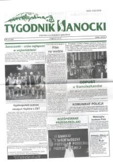 Tygodnik Sanocki, 1998, nr 20