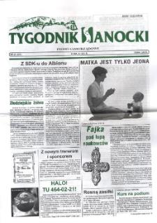 Tygodnik Sanocki, 1998, nr 21