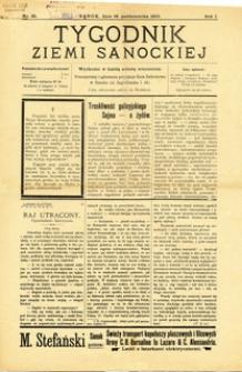Tygodnik Ziemi Sanockiej, 1910, nr 25