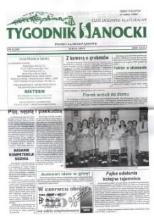 Tygodnik Sanocki, 1998, nr 22