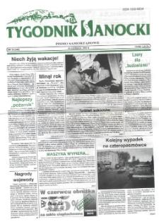Tygodnik Sanocki, 1998, nr 25