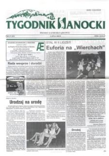 Tygodnik Sanocki, 1998, nr 27