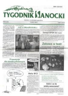 Tygodnik Sanocki, 1998, nr 28