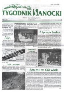 Tygodnik Sanocki, 1998, nr 31