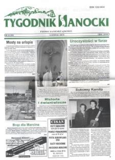 Tygodnik Sanocki, 1998, nr 33