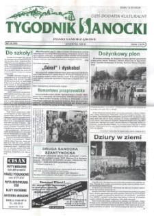 Tygodnik Sanocki, 1998, nr 35