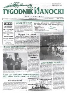 Tygodnik Sanocki, 1998, nr 36
