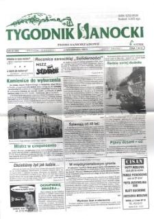 Tygodnik Sanocki, 1998, nr 40