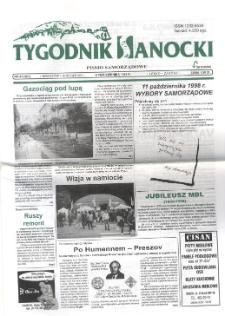 Tygodnik Sanocki, 1998, nr 41