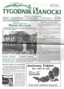Tygodnik Sanocki, 1998, nr 43