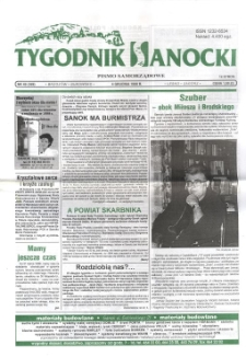 Tygodnik Sanocki, 1998, nr 49