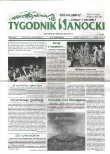 Tygodnik Sanocki, 1999, nr 2