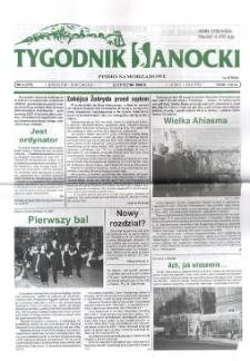 Tygodnik Sanocki, 1999, nr 4