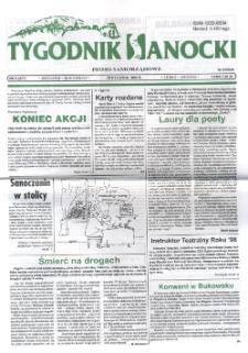 Tygodnik Sanocki, 1999, nr 5
