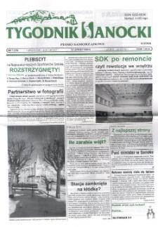 Tygodnik Sanocki, 1999, nr 7