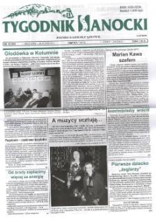 Tygodnik Sanocki, 1999, nr 10