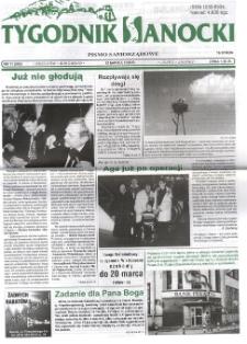 Tygodnik Sanocki, 1999, nr 11
