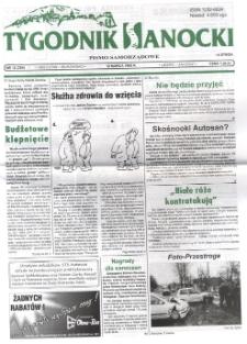 Tygodnik Sanocki, 1999, nr 12