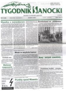 Tygodnik Sanocki, 1999, nr 13