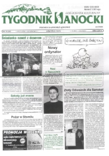 Tygodnik Sanocki, 1999, nr 14