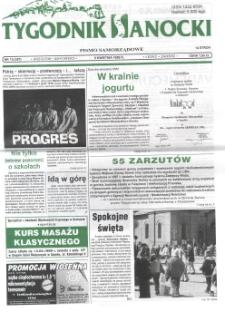 Tygodnik Sanocki, 1999, nr 15