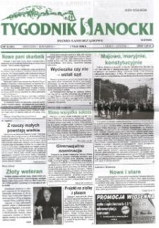 Tygodnik Sanocki, 1999, nr 19