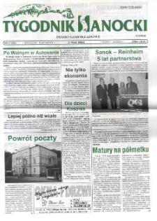Tygodnik Sanocki, 1999, nr 21