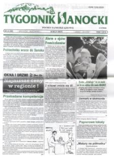 Tygodnik Sanocki, 1999, nr 22