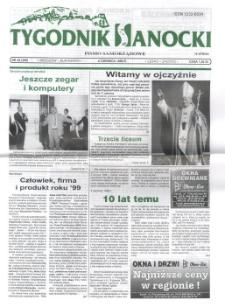 Tygodnik Sanocki, 1999, nr 23