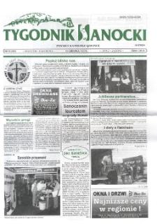 Tygodnik Sanocki, 1999, nr 25