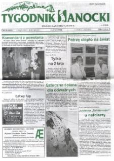 Tygodnik Sanocki, 1999, nr 28
