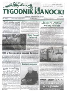 Tygodnik Sanocki, 1999, nr 29