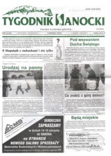 Tygodnik Sanocki, 1999, nr 32