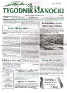 Tygodnik Sanocki, 1999, nr 34