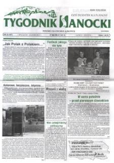 Tygodnik Sanocki, 1999, nr 35