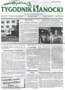 Tygodnik Sanocki, 1999, nr 37