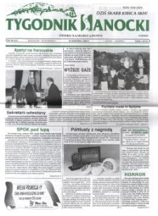 Tygodnik Sanocki, 1999, nr 39