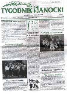 Tygodnik Sanocki, 1999, nr 41
