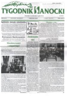 Tygodnik Sanocki, 1999, nr 45