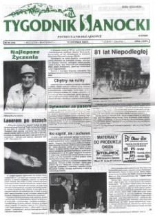 Tygodnik Sanocki, 1999, nr 46