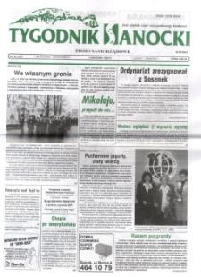 Tygodnik Sanocki, 1999, nr 49