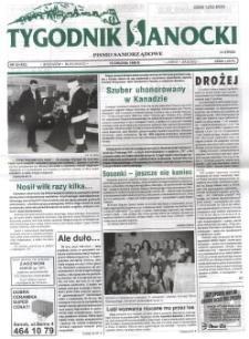 Tygodnik Sanocki, 1999, nr 50