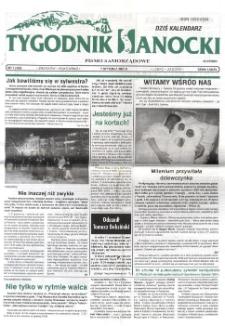 Tygodnik Sanocki, 2000, nr 1