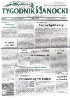Tygodnik Sanocki, 2000, nr 9