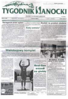 Tygodnik Sanocki, 2000, nr 11