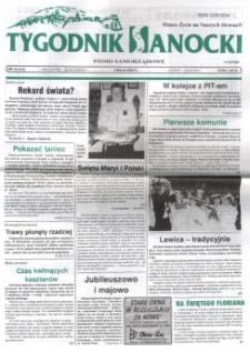 Tygodnik Sanocki, 2000, nr 18