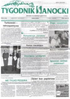 Tygodnik Sanocki, 2000, nr 21