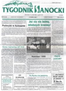 Tygodnik Sanocki, 2000, nr 23