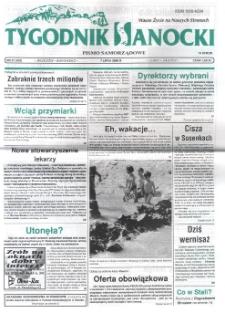 Tygodnik Sanocki, 2000, nr 27
